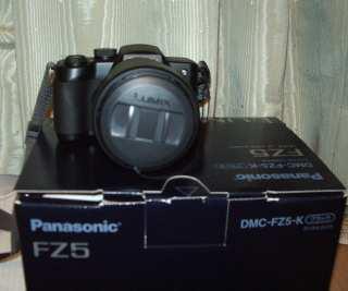 DMC-FZ5K